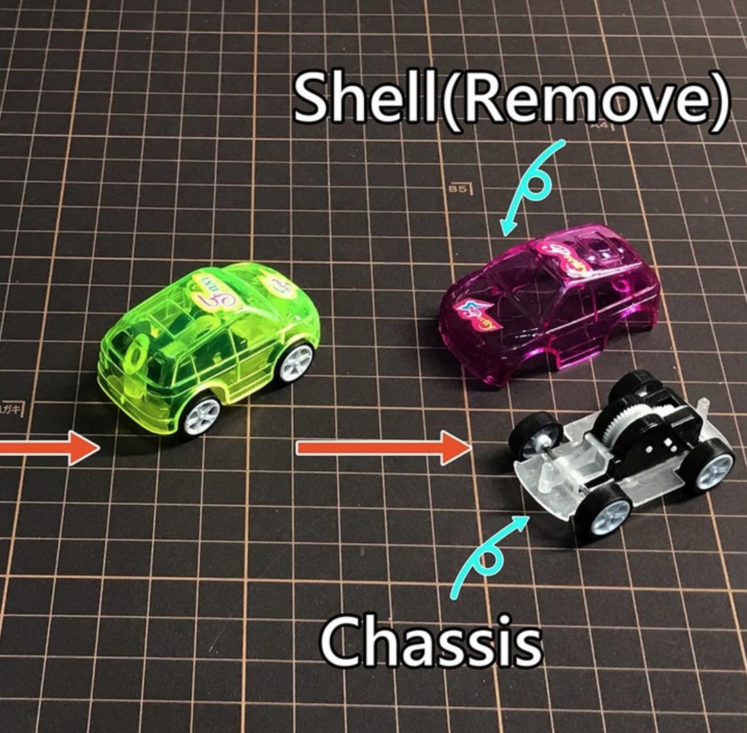 Capture d'écran 2018-01-17 à 12.53.43.png Télécharger fichier STL gratuit My 123D Design Portfolio - Jouet de voiture à traction arrière Squirtle • Modèle à imprimer en 3D, cycstudio