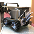 Imprimir en 3D gratis Tanque de armadura ligera, cycstudio