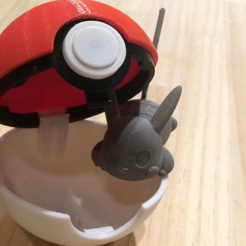 Free 3D printer model Pokémon - Pikachu pull back car toy, cycstudio