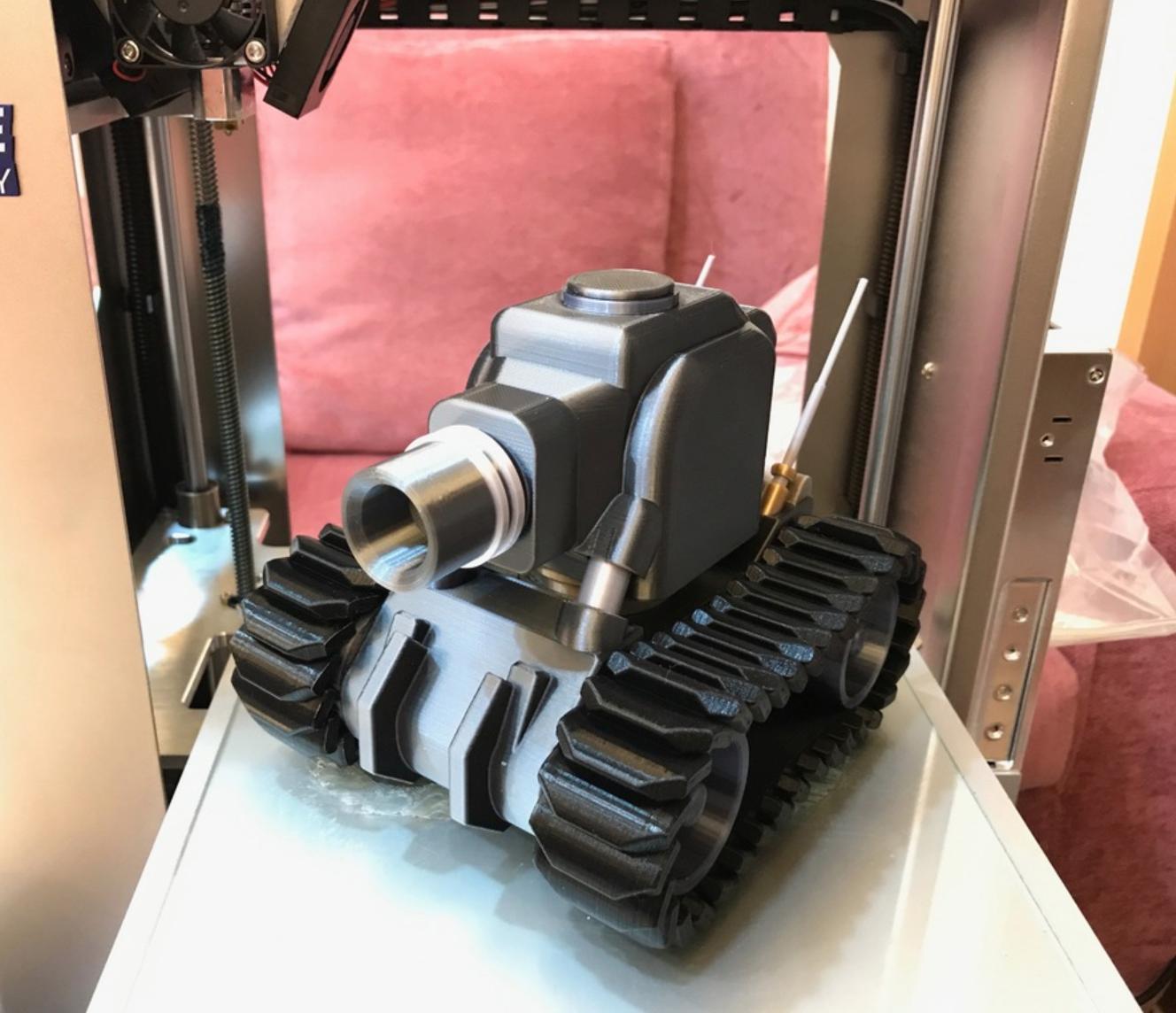 Capture d'écran 2018-01-17 à 14.22.30.png Download free STL file Light Armor Tank • Object to 3D print, cycstudio