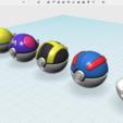 Capture d'écran 2018-01-17 à 14.20.06.png Download free STL file Pokemon Tretta - Mini collection box • 3D printer object, cycstudio