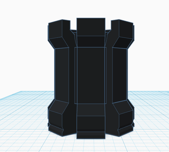 Screen Shot 2018-01-24 at 9.01.00 AM.png Download free STL file Rook • 3D printer template, SomeDesigner
