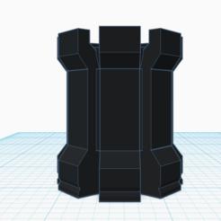 Free 3D file Rook, SomeDesigner