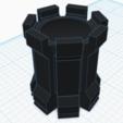 Screen Shot 2018-01-24 at 9.00.51 AM.png Download free STL file Rook • 3D printer template, SomeDesigner