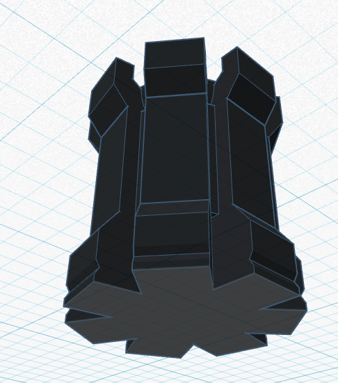 Screen Shot 2018-01-24 at 9.01.08 AM.png Download free STL file Rook • 3D printer template, SomeDesigner
