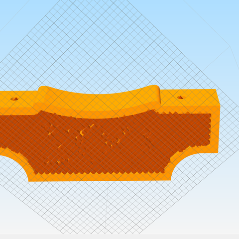 top simplify dessous.png Download STL file Entry ZOO for children • 3D printing model, Touned