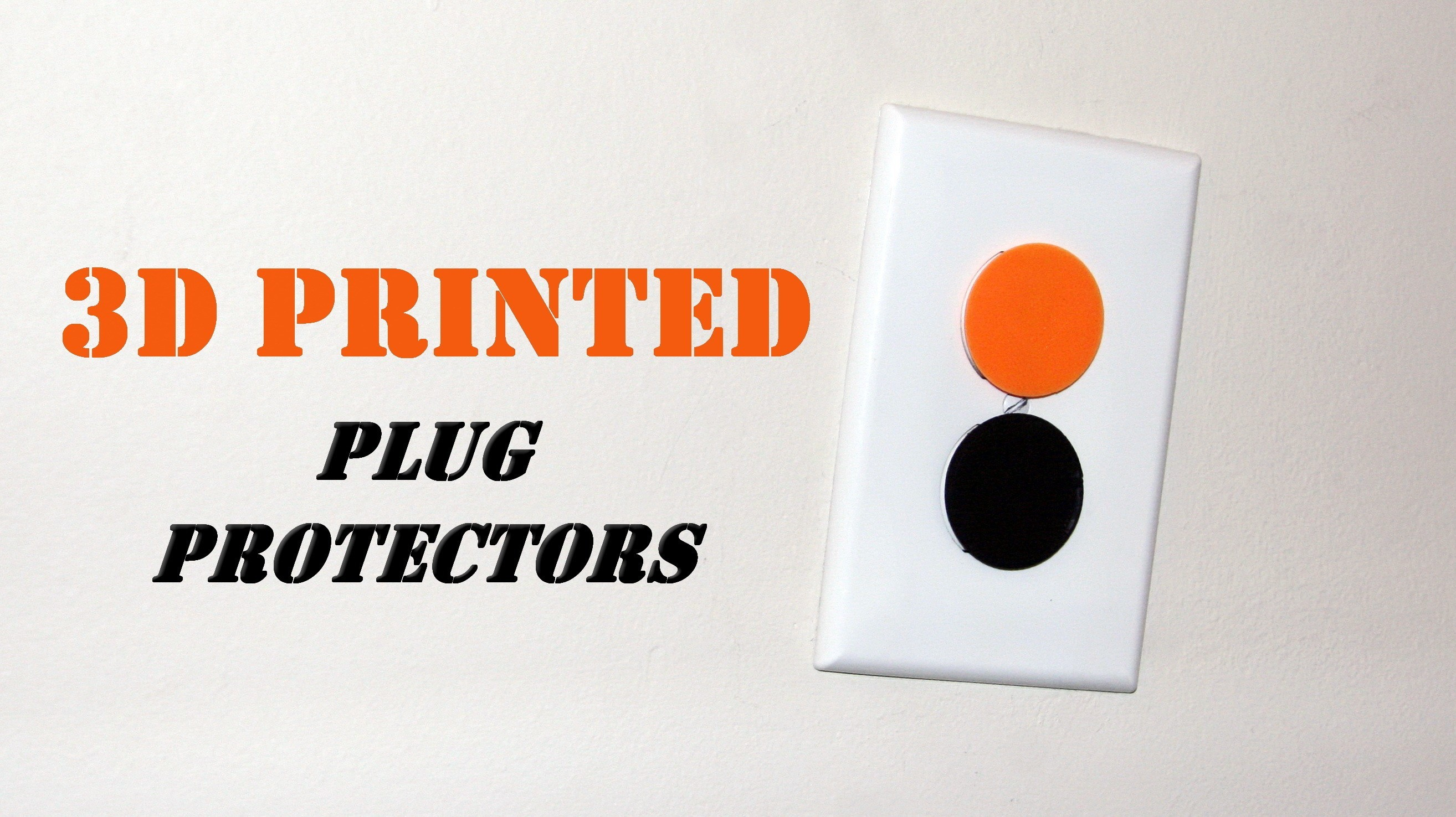 IMG_9790.JPG Download free STL file Plug Protectors! LIFE HACK • 3D printer model, samsuchin
