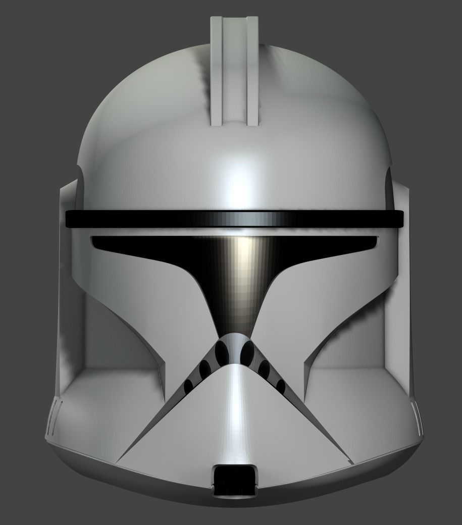 clone-helmet-phaze-1-3d-model-obj (2).jpg Download OBJ file Clone Helmet Phase 1 • 3D printer design, fletcherkinnear