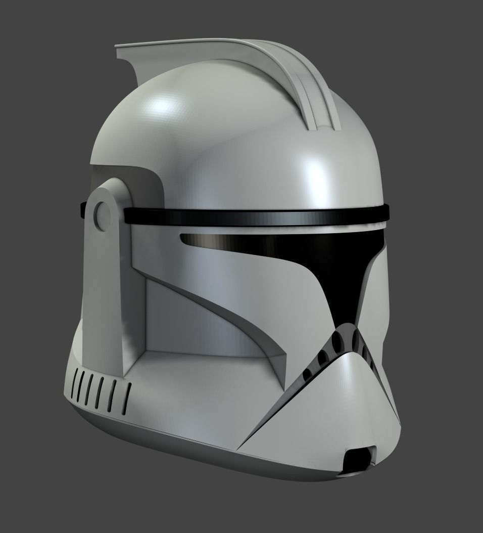 clone-helmet-phaze-1-3d-model-obj.jpg Download OBJ file Clone Helmet Phase 1 • 3D printer design, fletcherkinnear