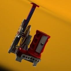 gear chap.JPG Download STL file gear chap • Object to 3D print, oussamaonoumi
