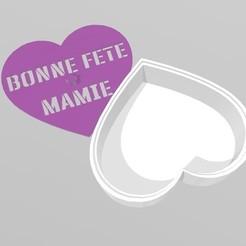 boite coeur.jpg Download free STL file JEWELS BOX • 3D printable model, Seb0031