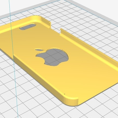 iphone 6.jpg Download STL file iphone 6 case • 3D printable template, Seb0031