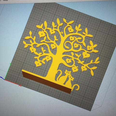IMG-0471.JPG Download STL file jewelry tree • Template to 3D print, Seb0031