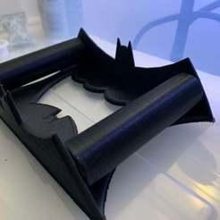 BatSpoolRoller.jpg Télécharger fichier STL gratuit Porte-batterie • Design à imprimer en 3D, SpectreGadget