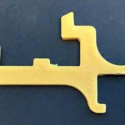 IMG_6665.JPG Télécharger fichier STL gratuit Pince 2020 pour les LED IKEA • Objet pour impression 3D, SpectreGadget