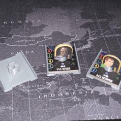 IMG_6998.png Download free STL file Star Trek: Attack Wing Base • 3D printer design, SpectreGadget