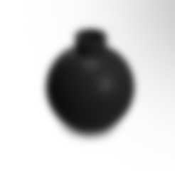 Free 3d model Bomb, Mario3DD