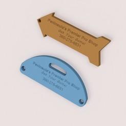 Télécharger modèle 3D gratuit Porte-clés Pen Proshop, jasonwarsalla