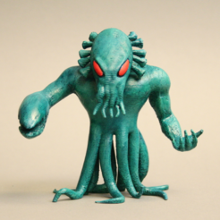 Download free 3D printing designs Kraken - King of Tokyo, firebird