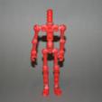 """Capture d'écran 2018-01-22 à 15.56.38.png Download free STL file Modibot action figure """"easy print"""" remix • 3D printer design, firebird"""