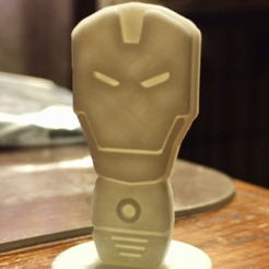 modelo stl Simple Mini Maravilla Iron Man, CptMoses