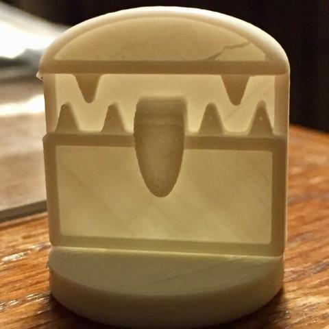 Free  Simple Mini D&D Mimic 3D model, CptMoses