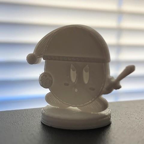 Free 3D print files Simple Mini Nintendo Sword Kirby, CptMoses