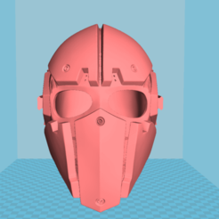 STL file Airsoft Tactical Helmet 3D print model, rodeov3nom