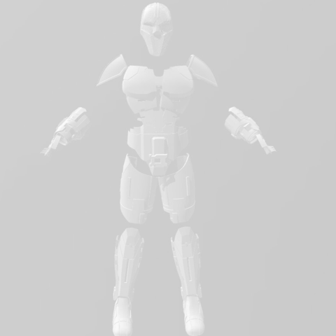 3D printer models Sith Acloyte Armour, rodeov3nom