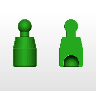 découpe pièce.PNG Télécharger fichier STL gratuit Serpent articulé • Modèle pour imprimante 3D, grogro