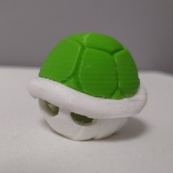 IMG_20191221_133034.jpg Download STL file Shell of koopa • Object to 3D print, grogro