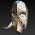 Download free 3D printing files skyrim helmet, grogro