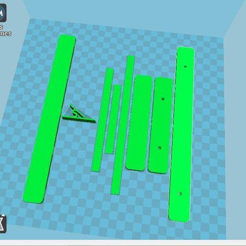 Pense-bète-modulable.JPG Download free STL file Modular reminder • 3D print template, rfbat