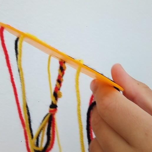 Download free 3D print files Disc maker for Brazilian bracelet, rfbat