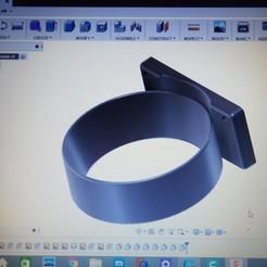 Free 3D model Hair dryer holder, rfbat