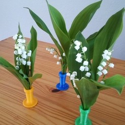 Download free 3D printer files Stem vase, rfbat