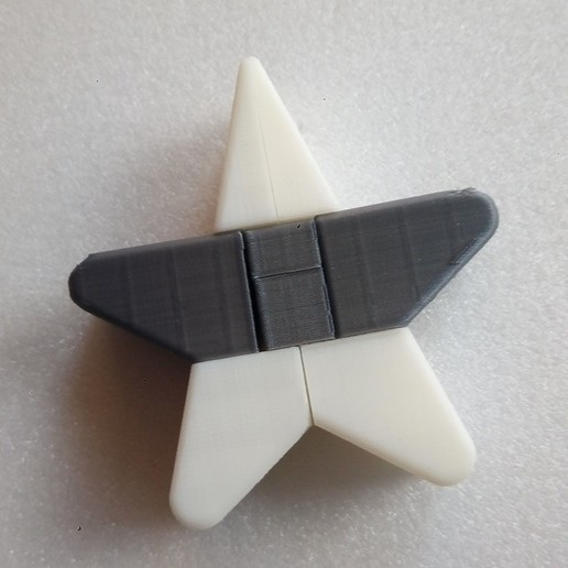 Download free STL file Star puzzle • Model to 3D print, rfbat