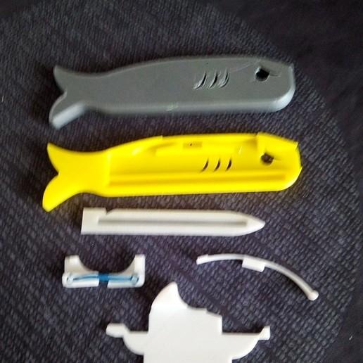P_20200311_120204.jpg Télécharger fichier STL gratuit Shark knife • Design imprimable en 3D, rfbat