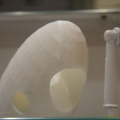 DSC03034.jpg Download free STL file Yet another Oral B toothbrush holder • 3D printing design, spch