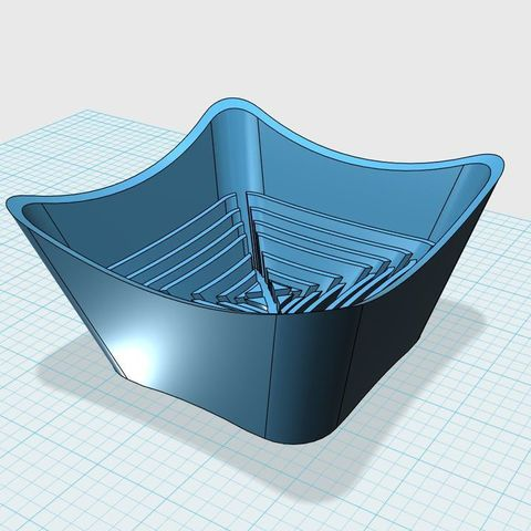 e3c2b70e75b86971b768623934a8fe2d_display_large.jpg Download free STL file Drying bowl for small things • 3D printing model, spch
