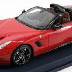 Télécharger STL Ferrari f60 spider, jetcoul
