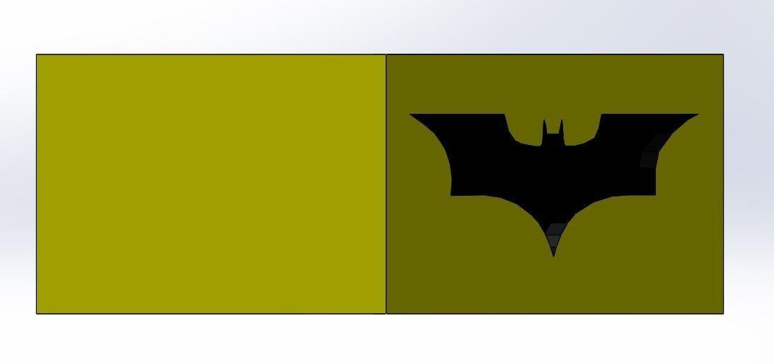 Capture 4.JPG Download STL file BATMAN POT • 3D print template, Yoyos