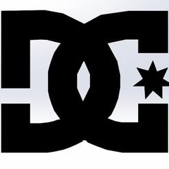 Imprimir en 3D gratis LOGO DC SHOES, Yoyos