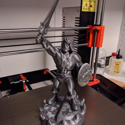 Télécharger modèle 3D Il homme, schichtenmacher