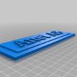 f943ef990be6c7998a5661f6624cd315.png Télécharger fichier STL gratuit Plaque Anet A8 • Plan pour imprimante 3D, eb3849