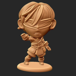 Download free 3D printer model Nier Automata 9S, HeribertoValle