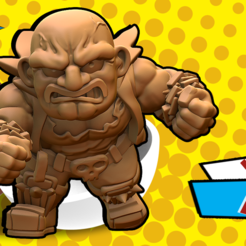 Download free 3D model Chibi Abobo, HeribertoValle