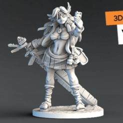 Capture d'écran 2018-04-09 à 16.46.43.png Download free STL file Valerie Kyrie • 3D print model, HeribertoValle