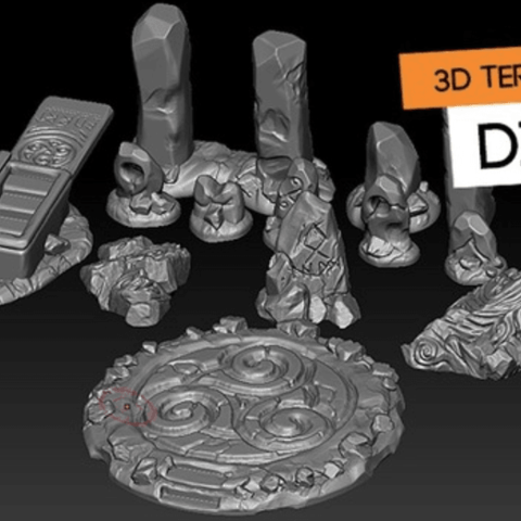 Archivos 3D gratis Kit de bricolaje henge, HeribertoValle