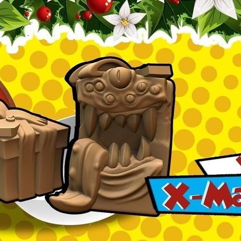 Modelos 3D gratis La Navidad imita, HeribertoValle